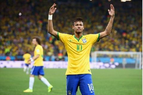 Brazil huong toi Copa America 2015 Thanh bai tai Neymar hinh anh 2