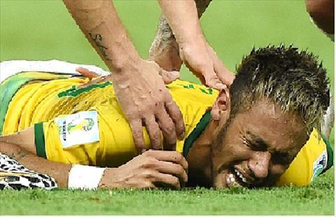 Copa America 2015, Giai bong da Nam My 2015, Neymar cua Brazil hinh anh