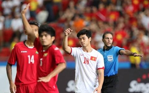 Co dung U23 Viet Nam thua vi kem may man hinh anh 2