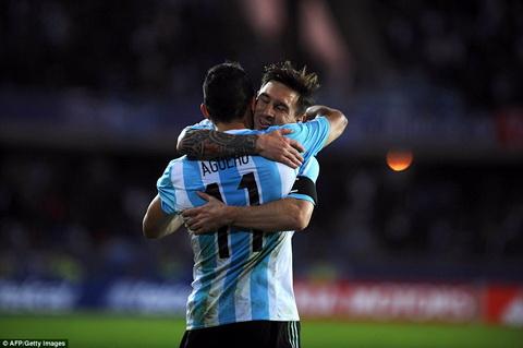 Argentina 2-2 Paraguay Tran hoa nguoc tiec nuoi cua ung vien vo dich hinh anh 3