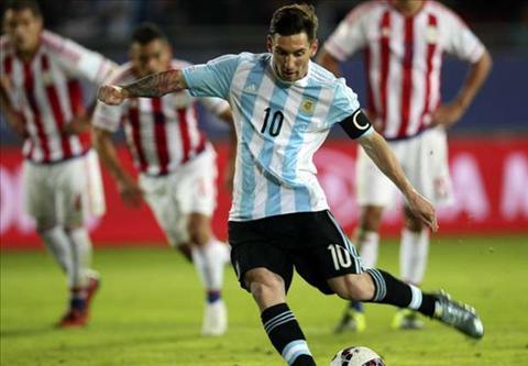 Copa America 2015 Hau ve Uruguay so khiep via Messi hinh anh
