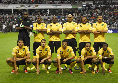 Kết quả hình ảnh cho bóng đá nước  Jamaica
