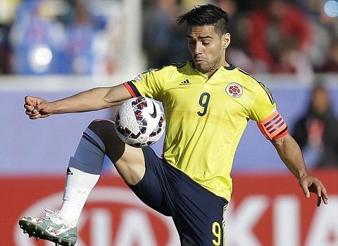 Falcao khien Colombia thua soc Venezuela hinh anh 2