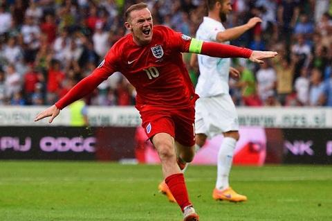 Wayne Rooney sap tro thanh chan sut vi dai nhat nuoc Anh hinh anh