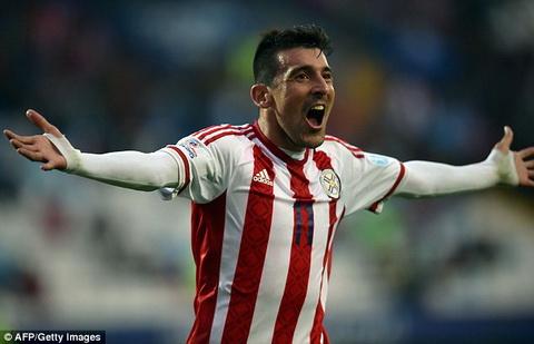 Paraguay 1-0 Jamaica Thang loi qua nhoc nhan va day may man cua a quan Copa America hinh anh 2