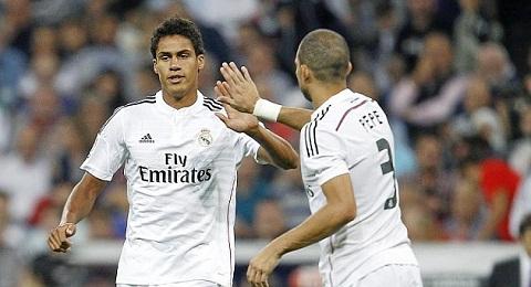 Hang thu Real Varane se the cho Pepe o mua giai toi hinh anh