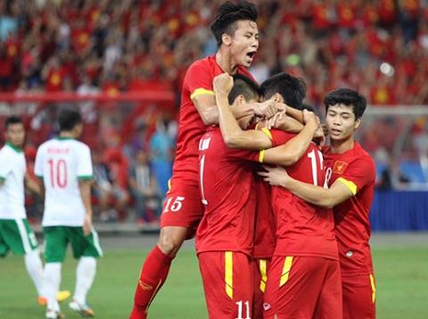U23 Viet Nam duoc dau tu trong diem de thi dau tai VCK U23 chau A 2016 hinh anh