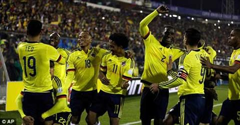 Video clip Copa America 2015 Brazil 0-1 Colombia (Bang C) hinh anh