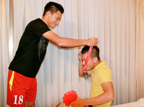 U23 Viet Nam gianh HCD Seagames 28 hinh anh