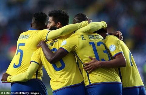 Mexico 1-2 Ecuador Chien thang tuyet vong hinh anh 2
