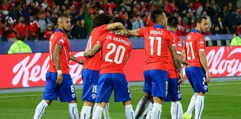 Video clip Copa America 2015 Chile 5-0 Bolivia (Bang A) hinh anh