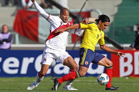 2h00 ngay 226 Colombia vs Peru Khong co cho cho sai lam hinh anh