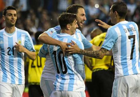 Video clip Copa America 2015 Argentina 1-0 Jamaica (Bang B) hinh anh