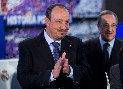 HLV Benitez khong can De Gea hinh anh