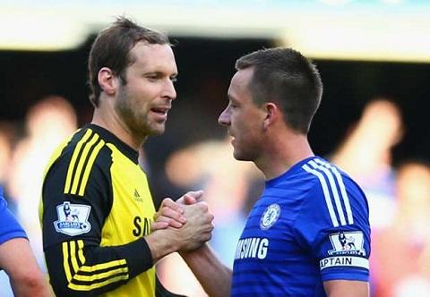 Terry tiec nuoi vi Cech sang Arsenal hinh anh