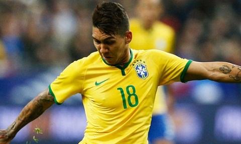 Liverpool Co manh len voi bo doi Coutinho - Firmino hinh anh 2