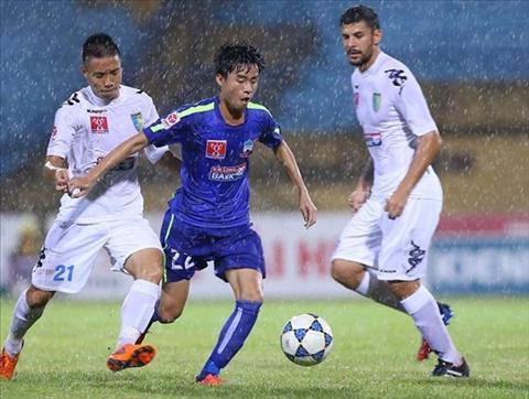 Tong hop: Ha Noi T&T 2-0 HAGL (Tu ket Cup Quoc gia 2015)