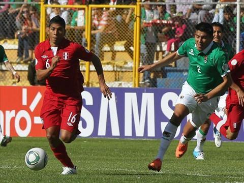 6h30 ngay 265 Bolivia vs Peru (Tu ket Copa America 2015) Ke tam lang, nguoi nua can hinh anh