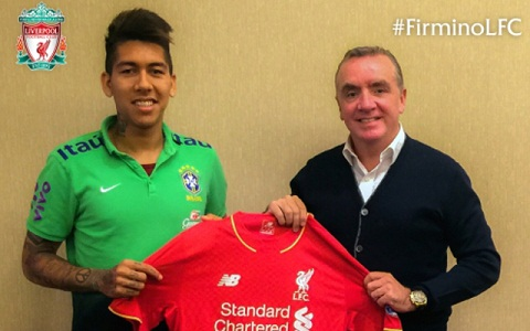 Roberto Firmino toi Liverpool phai the chu Rodgers hinh anh