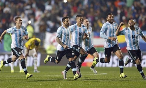 Vong tu ket Copa America 2015 Nuoc mat brazil, tien dua nha vo dich hinh anh 3