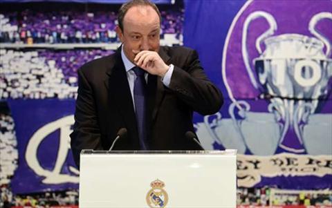 HLV Benitez se giup Real no ne danh hieu hinh anh