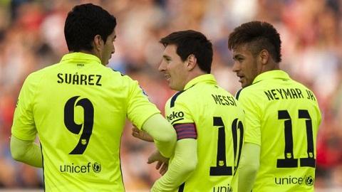 Sau chung ket C1, Barca va Juventus thong tri doi hinh tieu bieu hinh anh