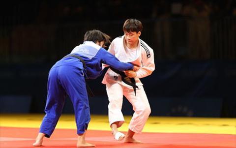 Nguyen Thi Thanh Thuy – Dieu ky dieu cua Judo Viet Nam hinh anh