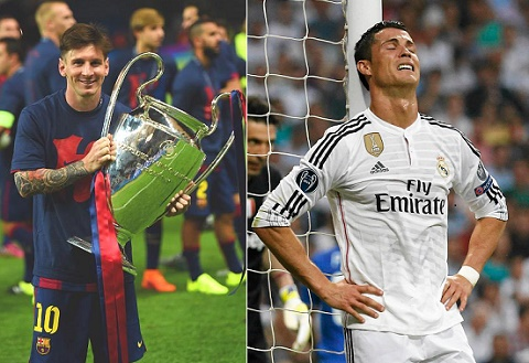 Barca vo dich Champions League Cho voi cuoi Real! hinh anh