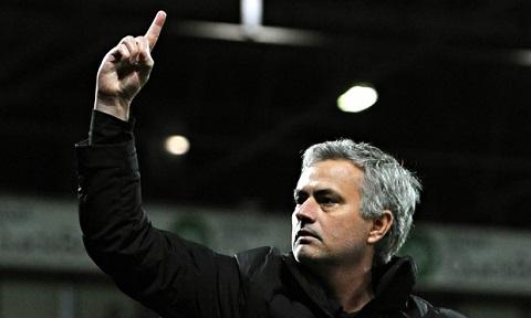 Mourinho to FIFA lay cap danh hieu cua minh hinh anh