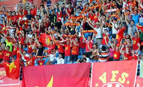 Se co rat dong CDV den co vu tran U23 Viet Nam gap U23 Thai Lan