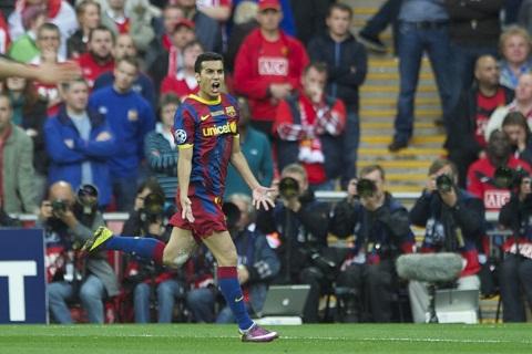 Liverpool trong no luc tim nguoi thay the Sterling Tai sao nen la Pedro hinh anh