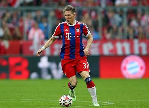 Chinh thuc Schweinsteiger se gia nhap Man United hinh anh