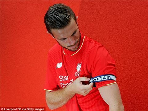 Henderson ke nhiem bang doi truong Liverpool theo cach cua rieng minh hinh anh