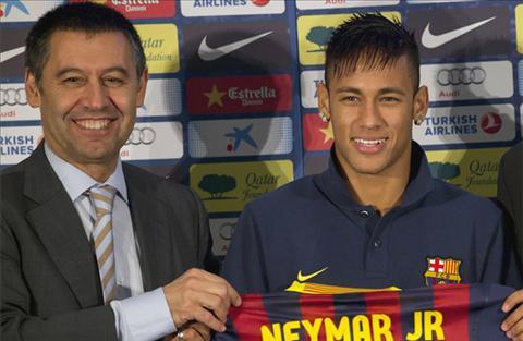 CUC SOC Barca ton hon 200 trieu euro vi Neymar hinh anh