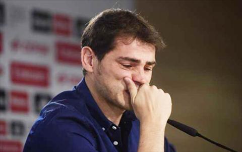 Vi sao Iker Casillas chon Porto hinh anh