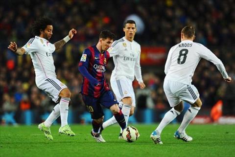 Lich thi dau La Liga 2015-16 Khoi dau nan cho DKVD Barcelona hinh anh