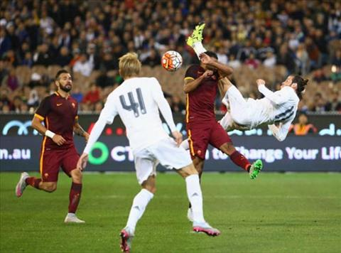 Video clip ban thang Real Madrid 0-0 (pen 6-7) AS Roma (ICC 2015) hinh anh