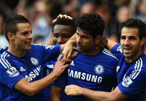 Chelsea, Man City dung tien mua danh hieu hinh anh