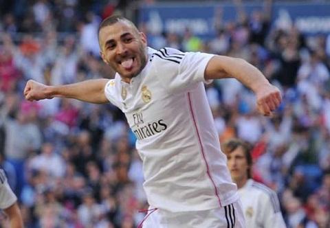 Tien dao Karim Benzema cua Real Madrid tu choi Arsenal hinh anh