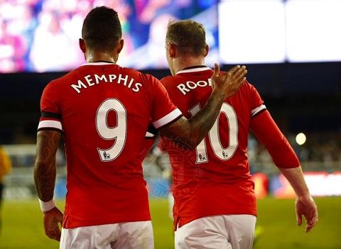 Rooney co the choi tot o bat cu doi bong nao tren the gioi hinh anh