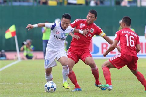 Video ban thang B Binh Duong 1-1 Song Lam Nghe An (Vong 14 V-League 2015) hinh anh
