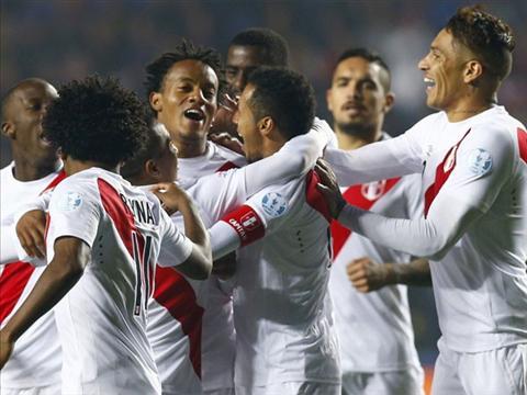 Video clip Copa America 2015 Peru 2-0 Paraguay (Tranh giai ba) hinh anh