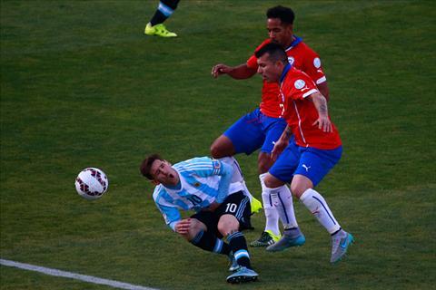 Chile vs Argentina Canh en Messi khong the lam nen mua xuan Argentina hinh anh 2