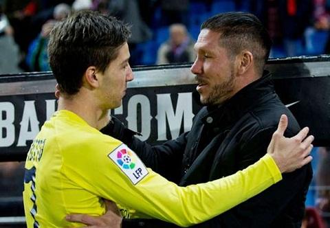 Atletico CHINH THUC so huu sao sang gia nhat Villarreal