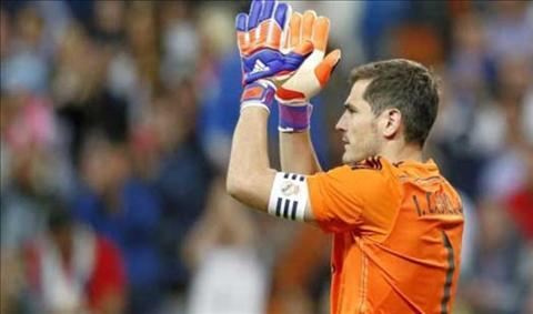 Vi sao Iker Casillas chon Porto hinh anh 2