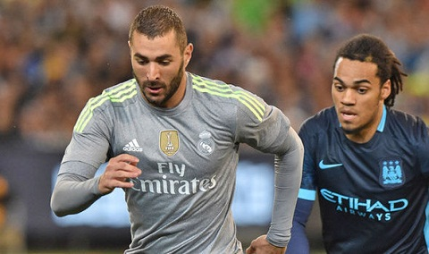 Arsenal se vo dich Premier League ma khong can Benzema hinh anh