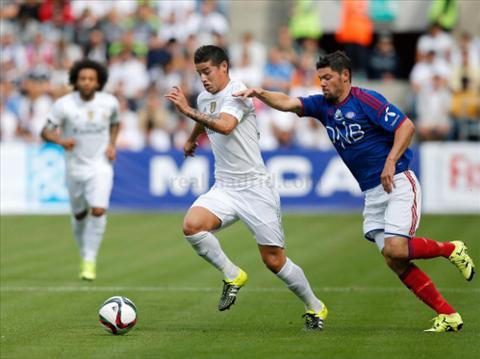 Valerenga 0-0 Real