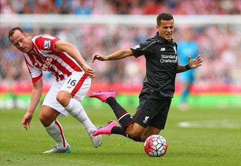 Stoke City 0-1 Liverpool (