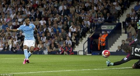 Du am tran West Brom vs Man City Sterling ra mat that vong hinh anh 2