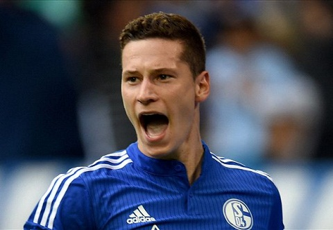 Juventus nâng giá hỏi mua sao trẻ Schalke